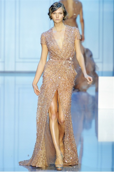 Elie Saab - Haute Couture Fall Winter 2011/2012 - Shows - Vogue.it