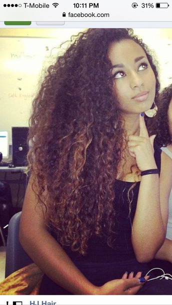 Mixed Girls Instagram Kylahclarkkjt: Hair Accessory, Hair, Curly Hair, Virgin Hair, Natural