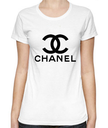 Chanel Paris Logo Coco Custom Women T Shirt SALE CH05 on Wanelo