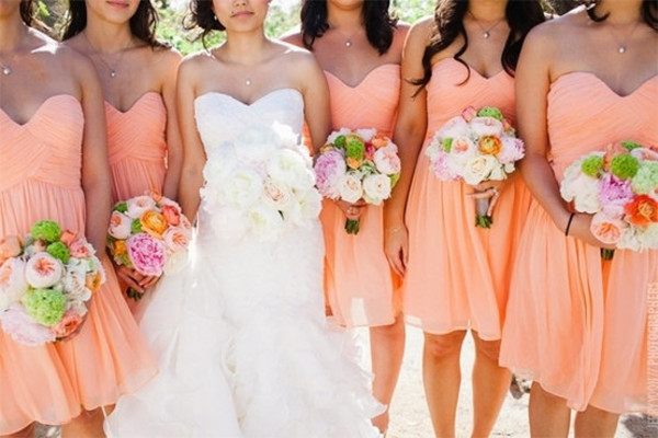 dress peach bridesmaid dresses short bridesmaid dresses short homecoming dress simple bridesmaid dresses