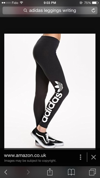 leggings black leggings black adidas adidas pants adidas wings