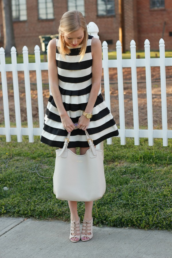 Life with Emily | a life   style blog : Black   White Stripes