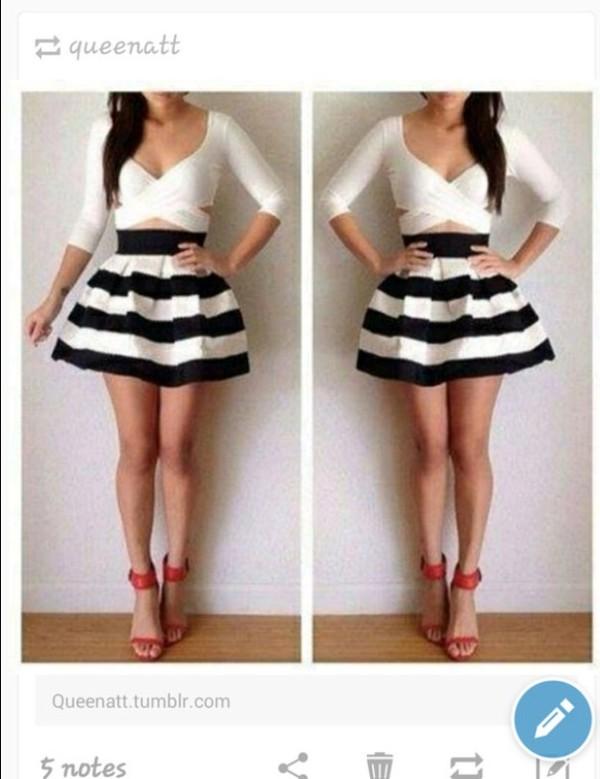 dress skirt