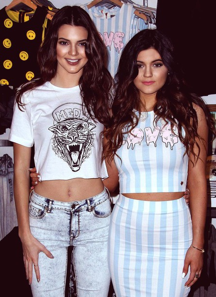 top kendall jenner kylie jenner