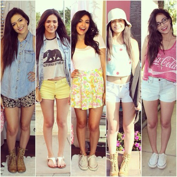 Date outfit bethany mota