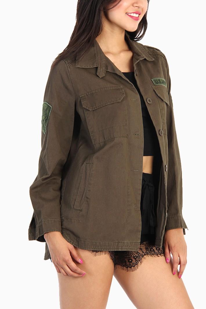 M65 army jacket