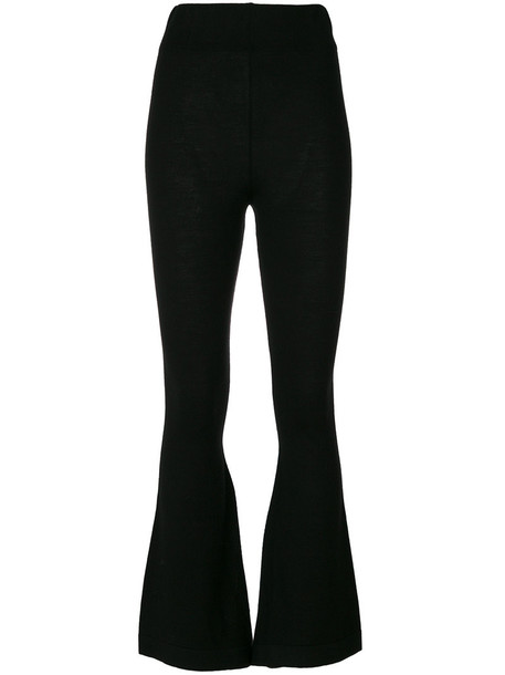 Andrea Ya'aqov pants palazzo pants women black