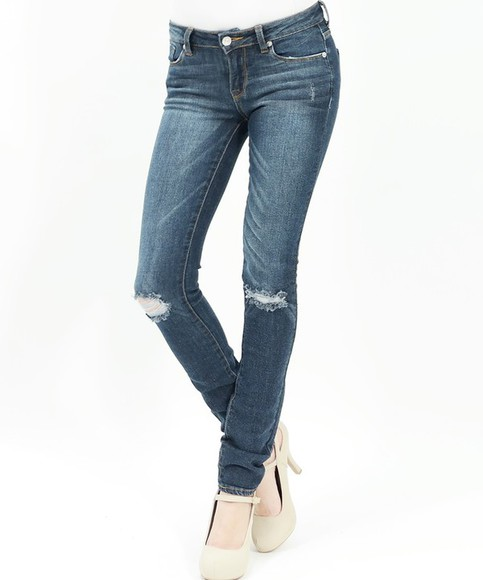 jeans distressed jeans girly denim stylish trendy jeans destroyed jeans