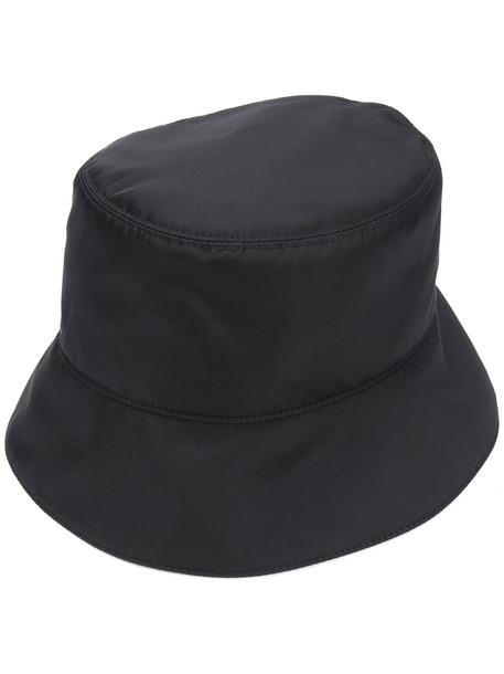 classic hat bucket hat black