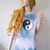 Dripping Yin Yang Tie Dye T-Shirt