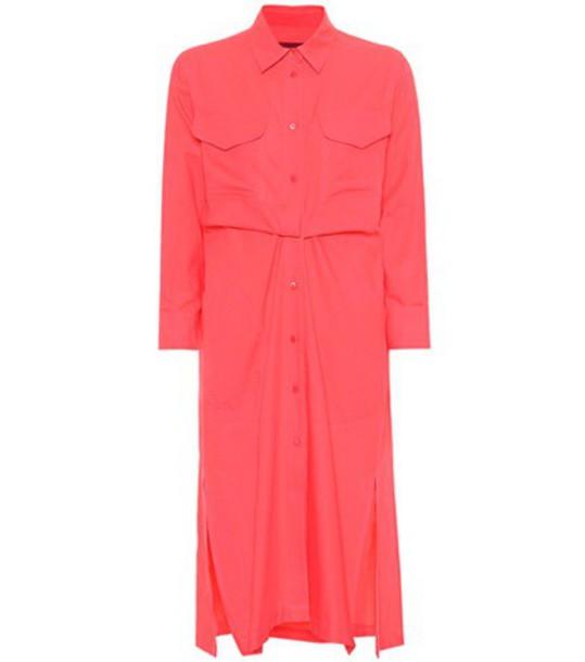 SIES MARJAN dress cotton pink