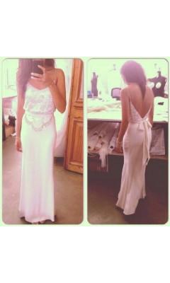 Wedded wonderland wd8962 sequin bridal gown