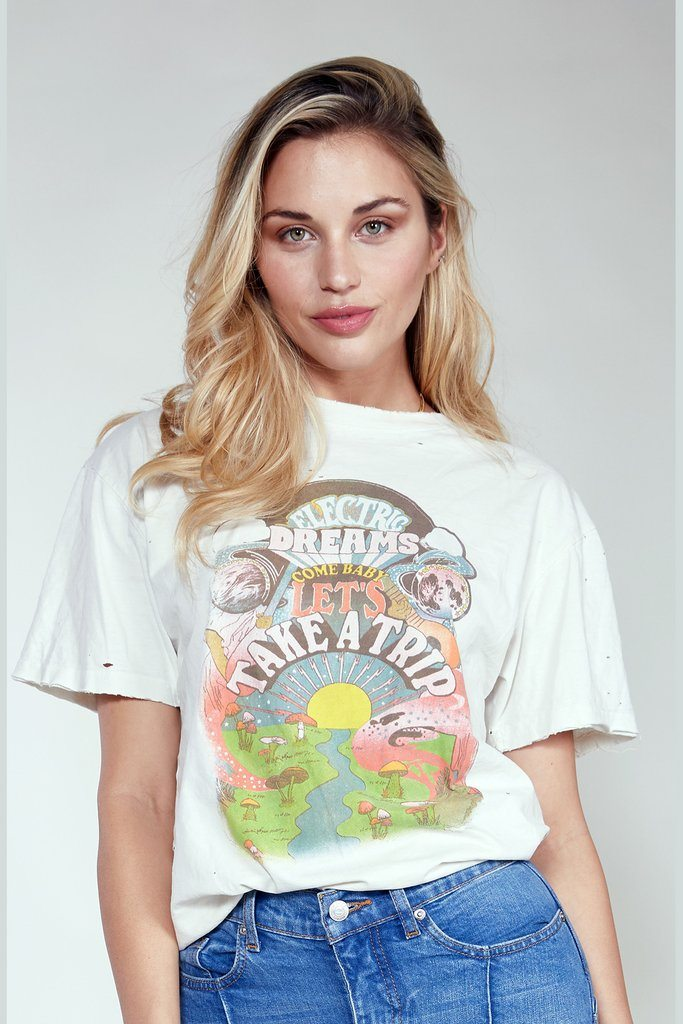 Psychedelic Sunday Graphic Tee
