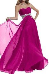 dress,fuchsia prom dresses,long prom dress,prom dress,fuchsia bridesmaid dress,bridesmaid,evening dress fuchsia,homecoming dress,long bridesmaid dress
