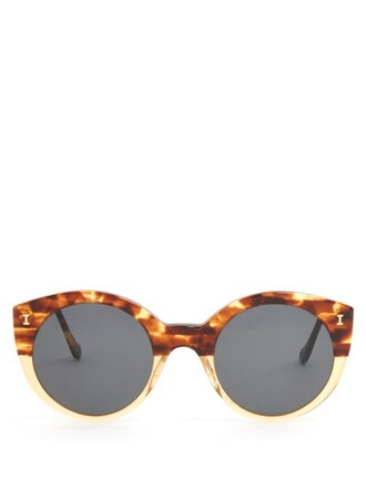 beach sunglasses brown