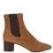 Danae block-heel suede ankle boots