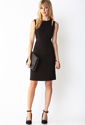 Show Off Sheath Dress | FOREVER21 - 2000129357