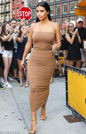 kim kardashian dress shoes tube dress kim kardashian dress nude dress