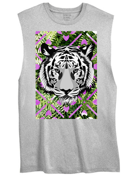 Tiger Leaf Cutoff                           | Spikes and Seams
