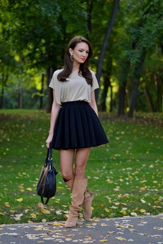 bag jewels blouse my silk fairytale blogger