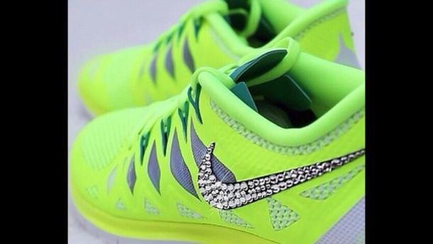 shoes workout kicks sneakers glitter sparkle nike 9d868bc1d2