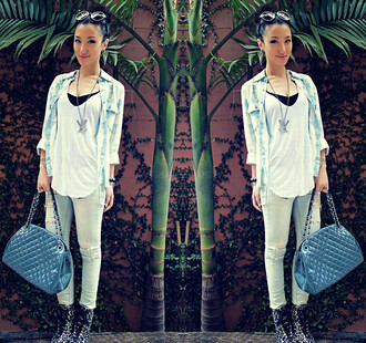 shoes lookbook bag alaia outfit ootd tom ford look of the day lotd chanel blogger blogger