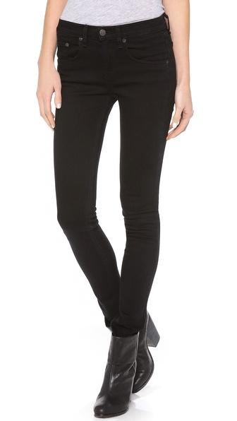 Rag & Bone/JEAN High Rise Skinny Jeans | SHOPBOP