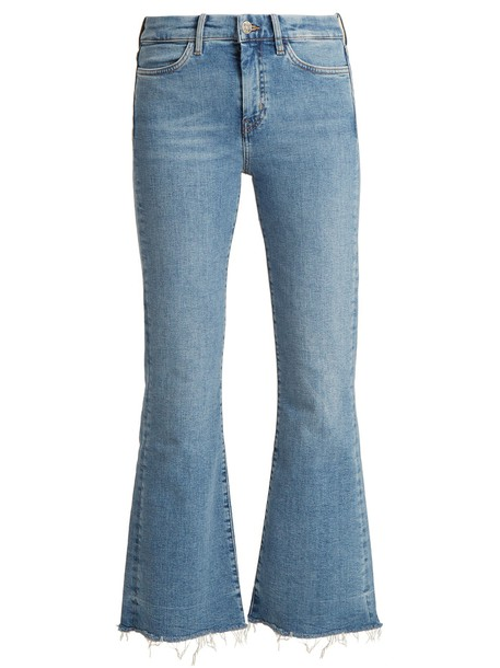 M.i.h Jeans jeans cropped jeans cropped high denim