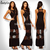 Aliexpress.com : Buy LADY GO 2014 Autumn Sexy Lady Hot Lace Hollow Out Mermaid Black 90% Rayon Bandage Long Evening Dress H603 from Reliable dress shield suppliers on Lady Go Fashion Shop