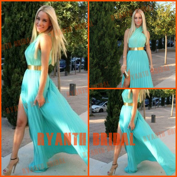 Aliexpress.com : buy rbc020 prom dresses fast shipping one sleeve crystal decorated mermaid chiffon special occasion dresses from reliable dress high suppliers on suzhou unique clothing co.,ltd