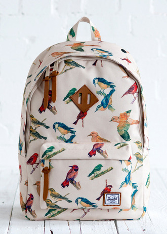 Cute Printed Backpack - Shop for Cute Printed Backpack on Wheretoget
