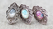 jewels,ring,silver,boho,pearl,jewelry,gypsy,bohemian