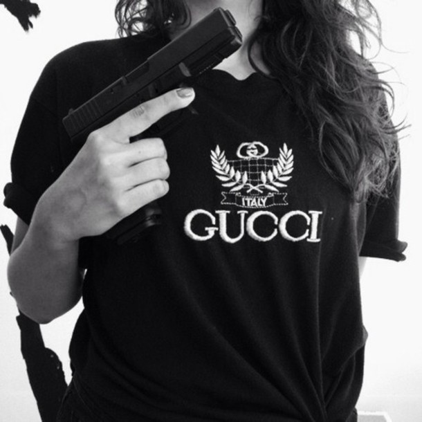 t-shirt gucci italy