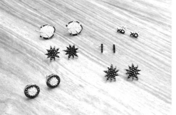 jewels jewelry earrings stone  stud eajcket