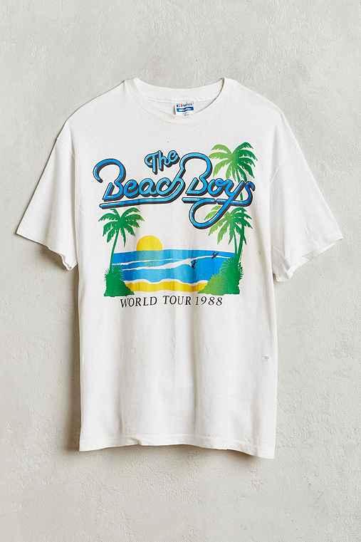 vintage beach boys tee urban outfitters