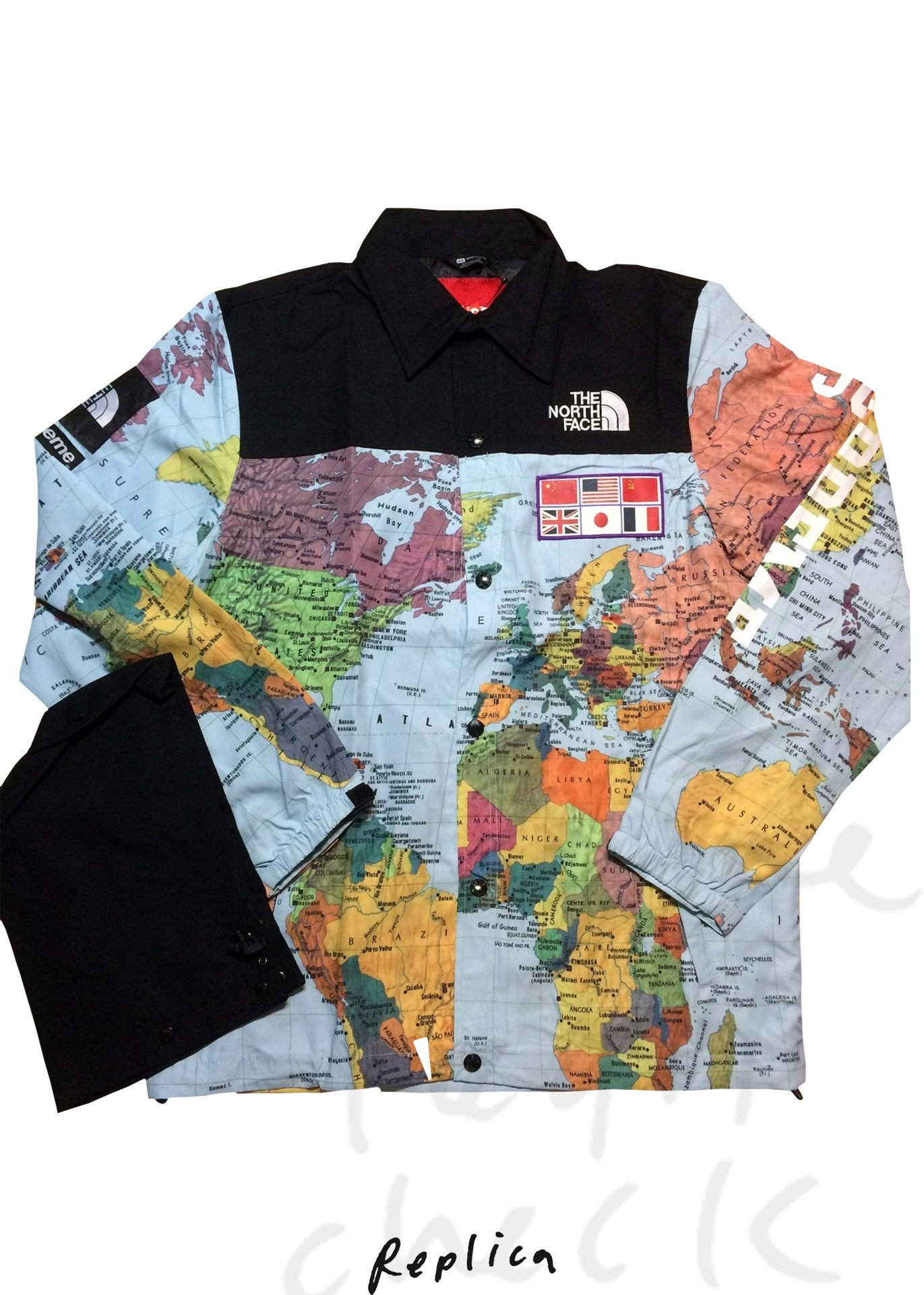 ... backpack d17d4 f01c6  spain supreme x the north face expedition coaches  jacket 9b29d e4a69 d4fe80a38