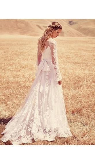 dress lace wedding dress country wedding wedding white wedding dress
