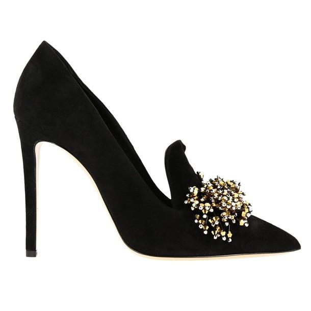 women pumps shoes black