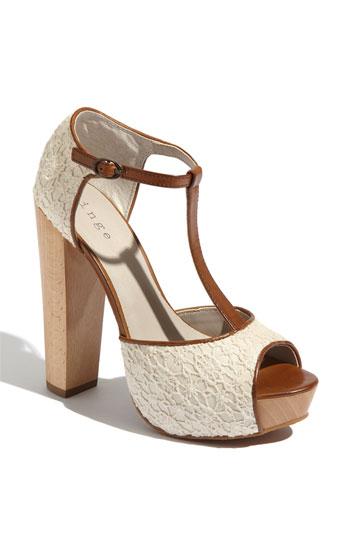 Hinge® 'Asher' T-Strap Sandal | Nordstrom