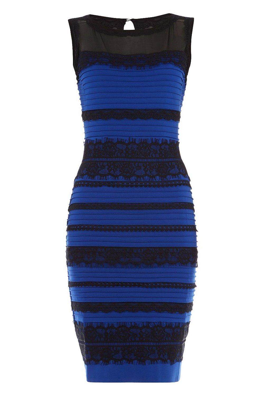 5df56610927c Roman Women's Lace Detail Bodycon Dress Royal Blue: Amazon.co.uk: Clothing