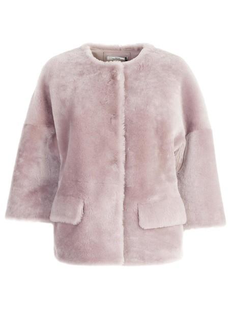 Desa jacket blush