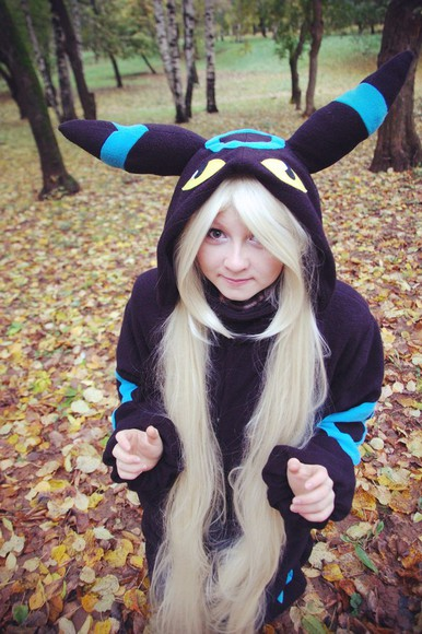 pajamas shiny umbreon shinyumbreon shinypokemon eevee eeveelution onesie kigurumi pokemon