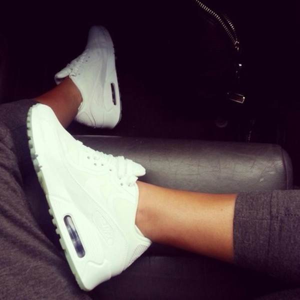 shoes nike nike air air max white nike air max white b&w shorts nike air max 90 90s style nike sneakers pants nike air max 90 sneakers fashion