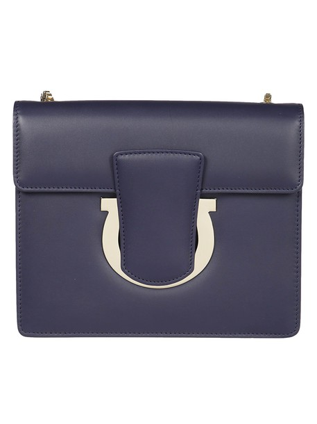 bag shoulder bag blue