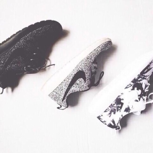 black nike running shoes tumblr. shoes nike cute love running sneakers black and tumblr
