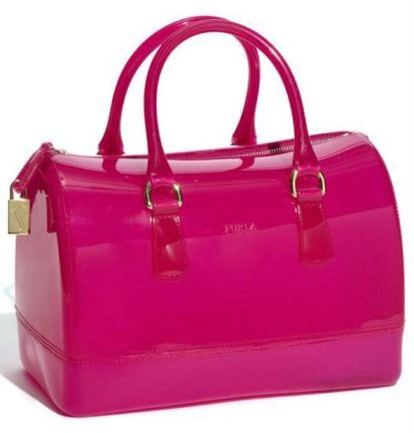 bag jelly toe pink cute handbag tumblr tumblr girl vintage pink bag