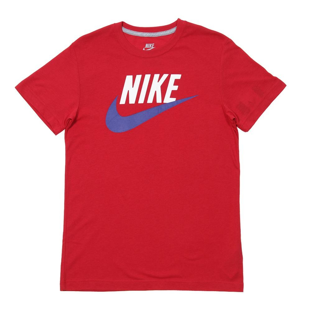 Nike Sportswear Icon Tee (Gym Red)