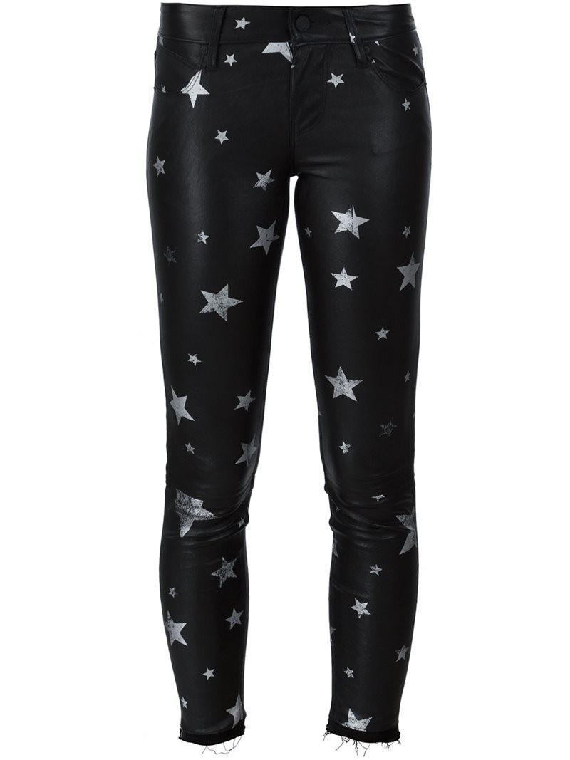 a8d9d6c5772b Rta Prince Leather Pants - Powder - Wheretoget