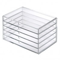 **Acrylic Case 5 Drawers