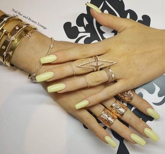 jewels rings and tings bracelets jewelry ring kylie jenner jewelry stacked bracelets pointed ring crystal arm candy bling knuckle ring gold ring